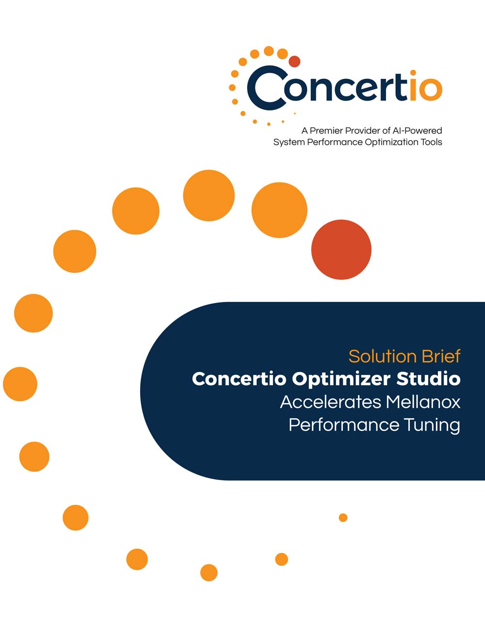Concertio solution brief